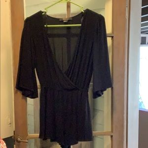 Forever 21 Other - Small Black romper shorts